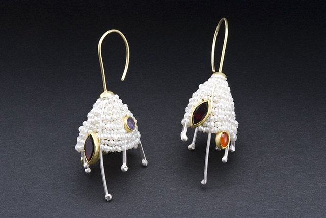 Cupolae Earrings