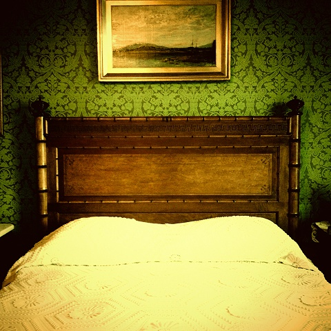 A Pittock Bedroom