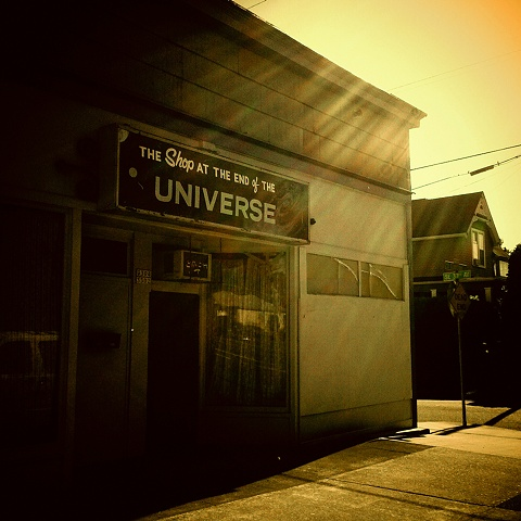Shop at the End of the Universe