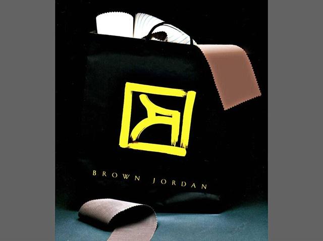 Brown Jordan Rattan identity