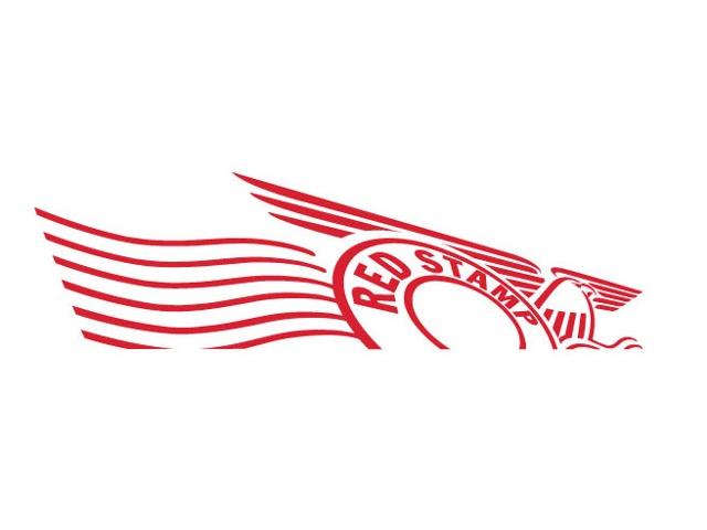 Red Stamp logo