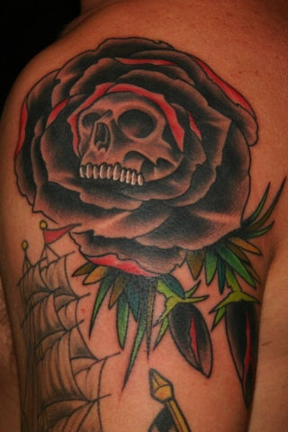 Black Rose of Death.