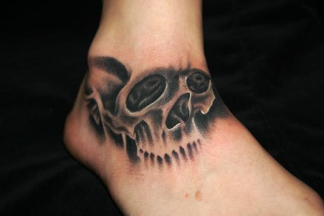 Skull Foot