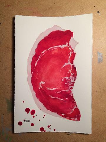 Meat: Rump