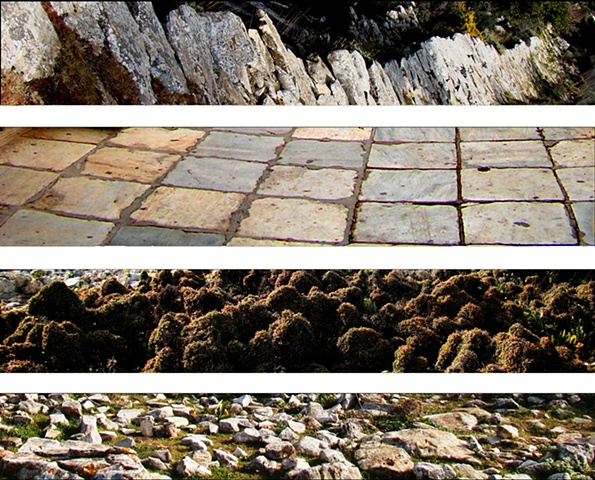 A Walk from Apiranthou to Aghia Kyriaki: Naxos, Greece.