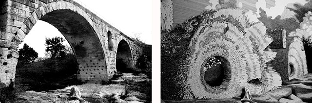 Pont Julien Centrings