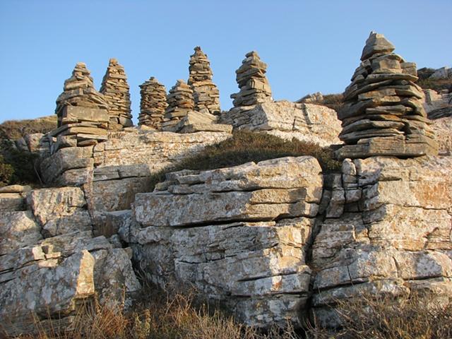 Twelve Sentinels: Habitat for the Cyrtopodion Kotschyi Gecko.