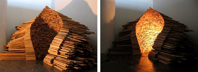 Variations On a Wood Pile