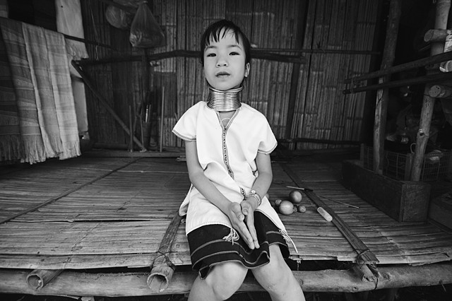 Karen Long Neck Tribe | Thailand