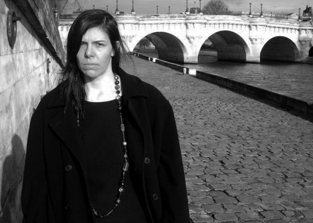 Self-Portrait of the Artist as Susan Sontag: Paris