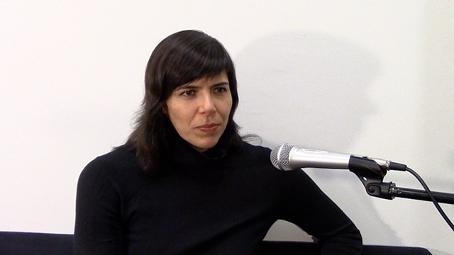 SHIFT Residency Testimonial:  Naomi Miller, Public Intellectual video still