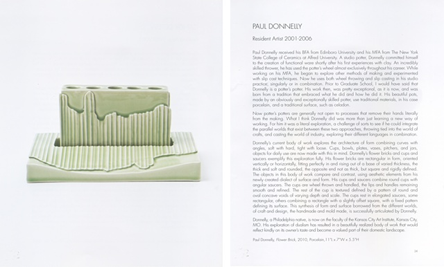 Of This Century, The Clay Studio, Exhibition Catalog, by Jeff Guido