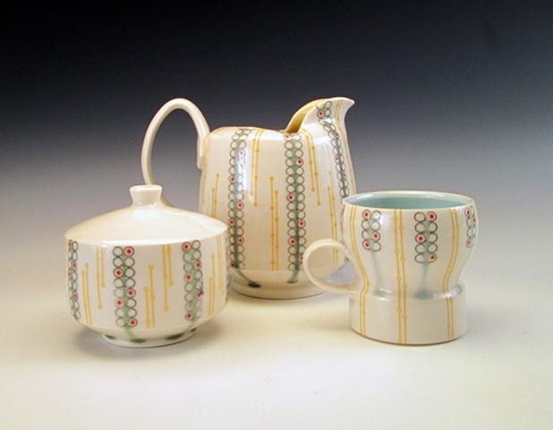 Vase, Pitcher, Cup