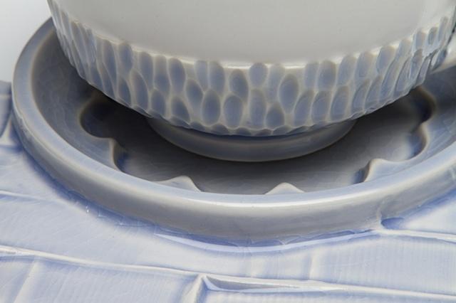 Cup & Saucer detail