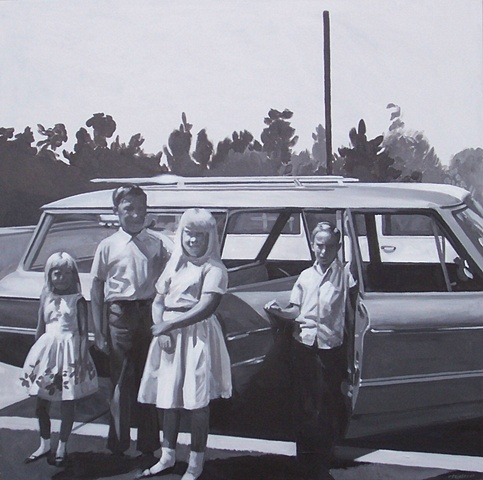 The Grigsby Children, 1964
