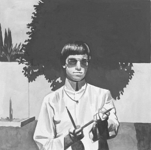 James as Buddy Rich, 1975