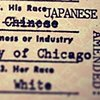 Detail, Interlineation, Birth Certificate, Not Chinese/Japanese