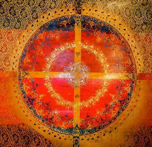 """Colorido Primero """"Love Mandala"""""""