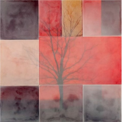 A Small Red Tree