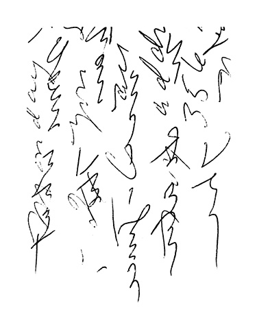 Twombly Letters C