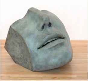 Large Face Fragment IV