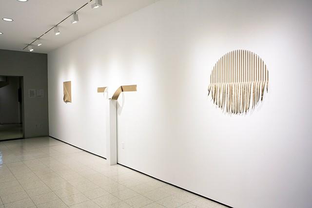 Skin Deep, installation view