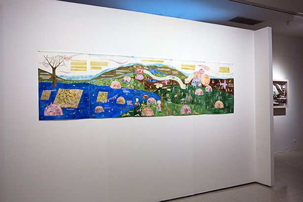 Amy Wilson, A Utopian Vision (After Bosch)