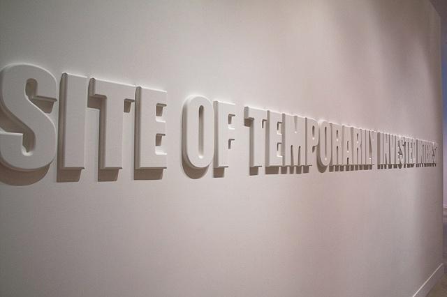 Kyle Trowbridge Art at the Museum of Art Ft. Lauderdale
