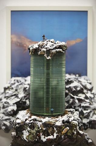 Kyle Trowbridge Art Sculpture