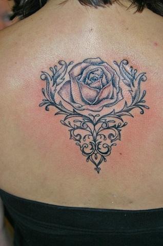 Back Flower