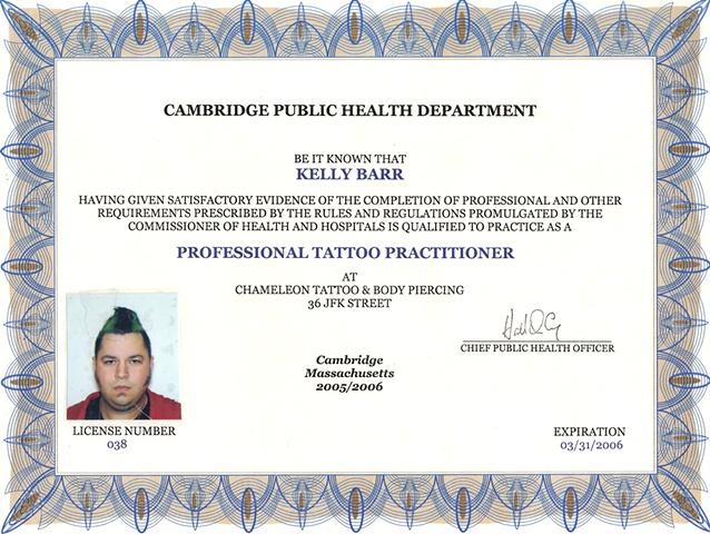 2005/2006 CPHD