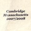 2007/2008 CPHD