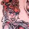 Elsa's Redhead