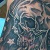 Skull & Flag