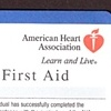 First Aid /CPR /AED