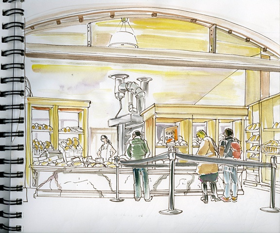 Acme Bread SF Ferry Building