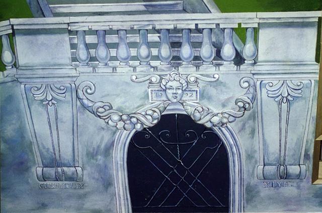 Mural Details