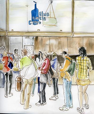 Blue Bottle Coffee - Ferry Building