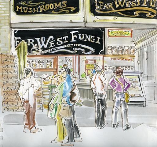 Far West Fungi - Ferry Building