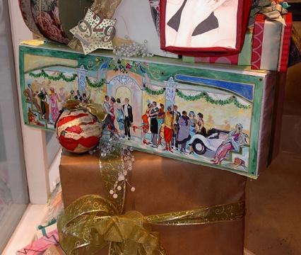 Christmas 1929 - Illustrated Present