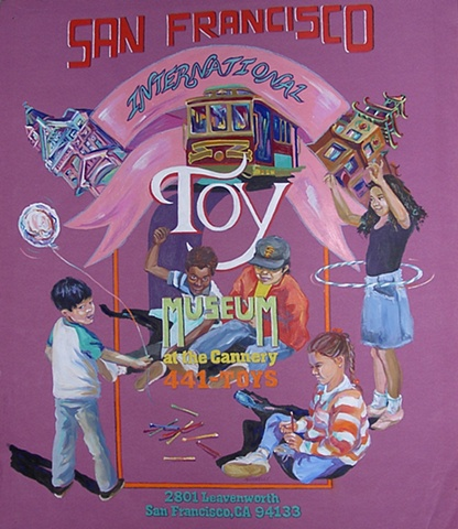 Toy Museum Poster