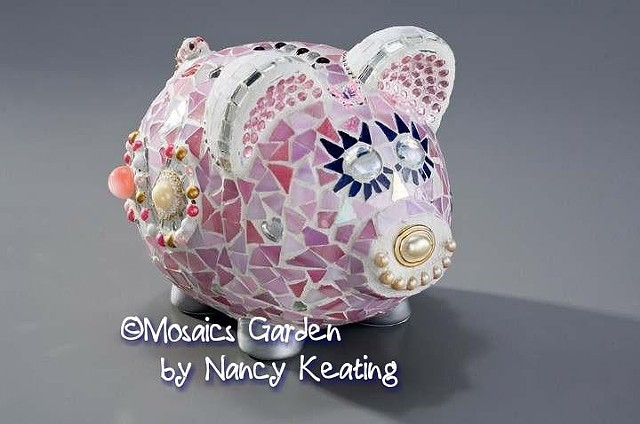 Little Pink Piggy SOLD