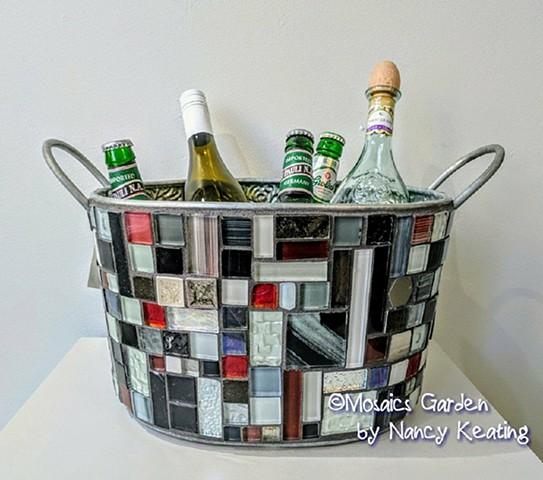MosaicsGarden by Nancy Keating