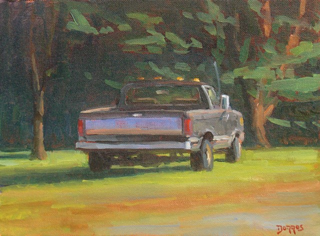 Tailgate, 8x10