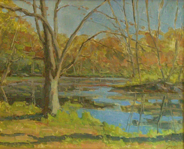 Early Spring 12x16