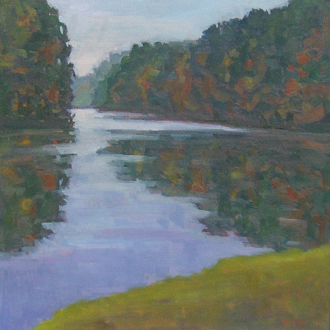 Up River 20x20