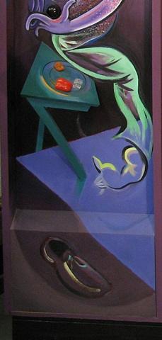 Fusion Caskets (1972 - 1984)  detail (panel #1)