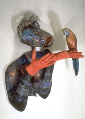 Sculptural Paintings, Shalom Neuman