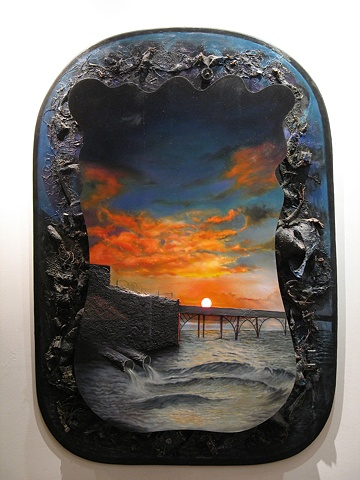 Toxic Paradise, Shalom Neuman
