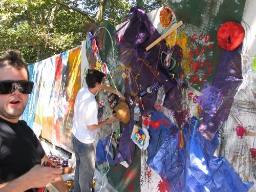 Fusion Art Events, Shalom Neuman